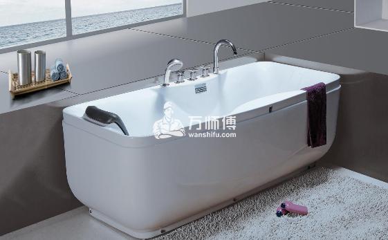 浴缸多少钱,家里装一个浴缸多少钱?安装老手分享