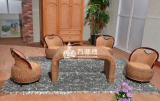竹藤家具和木制家具的区别,你家有你不一定清楚